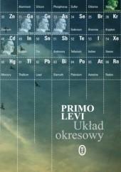 Okładka książki Układ okresowy Primo Levi