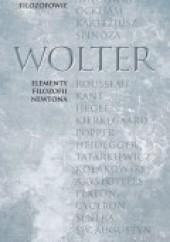 Okładka książki Elementy filozofii Newtona Voltaire