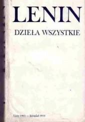 Okładka książki Dzieła wszystkie. T. 47, Listy 1905 - listopad 1910 Włodzimierz Lenin