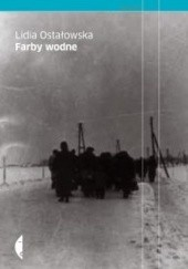 Okładka książki Farby wodne Lidia Ostałowska