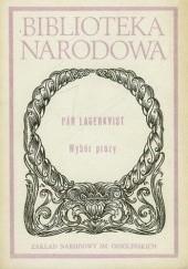 Okładka książki Wybór prozy Pär Lagerkvist