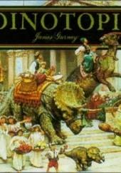 Okładka książki Dinotopia