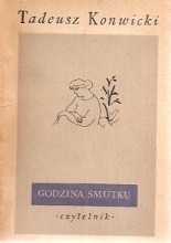 Okładka książki Godzina Smutku