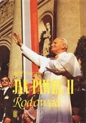 Okładka książki Jan Paweł II. Rodowód Józef Szczypka