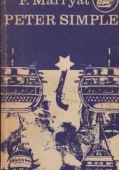 Okładka książki Peter Simple Frederick Marryat