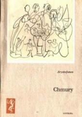 Okładka książki Chmury Arystofanes