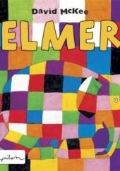 Okładka książki Elmer David McKee