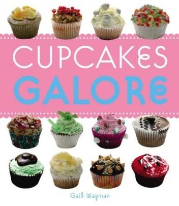 Okładka książki Cupcakes Galore Gail Wagman