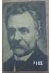 Okładka książki Bolesław Prus Edward Pieścikowski