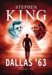 Okładka książki Dallas '63 Stephen King