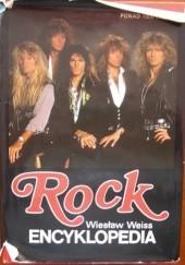 Okładka książki Rock. Encyklopedia, t. 1 Wiesław Weiss,Roman Rogowiecki