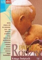 Okładka książki Papież rodzin Paweł Zuchniewicz