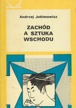 Okładka książki Zachód a sztuka Wschodu