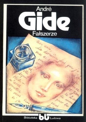 Okładka książki Fałszerze André Gide