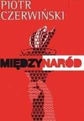 Okładka książki Międzynaród Piotr Czerwiński