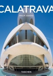 Okładka książki Santiago Calatrava Philip Jodidio