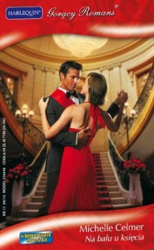 Okładka książki Na balu u księcia Michelle Celmer