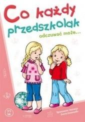 Okładka książki Co każdy przedszkolak odczuwać może... Dorota Krassowska