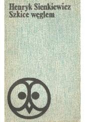 Okładka książki Szkice węglem