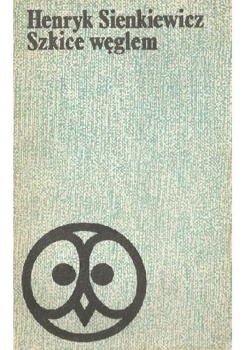 Okładka książki Szkice węglem Henryk Sienkiewicz