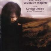 Okładka książki Wichrowe Wzgórza (audiobook) Emily Jane Brontë