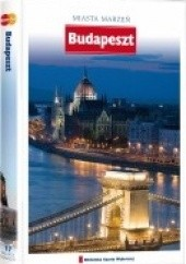 Okładka książki Miasta marzeń. Budapeszt