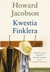 Okładka książki Kwestia Finklera Howard Jacobson