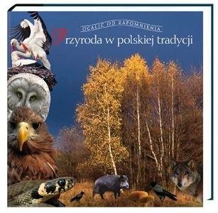 Okładka książki Przyroda w polskiej tradycji Olga Kłosiewicz,Stefan Kłosiewicz