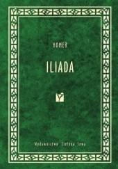 Okładka książki Iliada Homer
