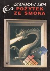 Okładka książki Pożytek ze smoka Stanisław Lem