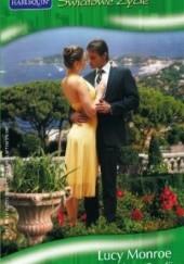 Okładka książki Amerykanka na Sycylii Lucy Monroe