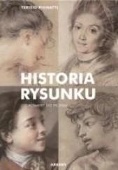 Okładka książki Historia rysunku. Od Altamiry do Picassa Terisio Pignatti