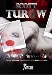 Okładka książki Uznany za niewinnego Scott Turow