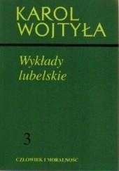 Okładka książki Wykłady lubelskie