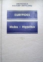 Okładka książki Medea. Hippolitos Eurypides