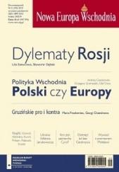 Okładka książki Nowa Europa Wschodnia 5/2010
