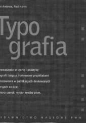 Okładka książki Typografia Gavin Ambrose,Paul Harris