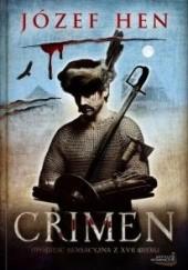 Okładka książki Crimen Józef Hen