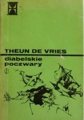 Okładka książki Diabelskie poczwary czyli Rzecz o żywocie i dziełach Melchiora Hinthama