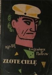 Okładka książki Złote cielę Eugeniusz Pietrow,Ilja Ilf