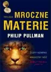 Okładka książki Mroczne materie Philip Pullman