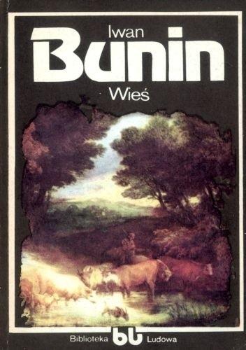 Okładka książki Wieś Iwan Bunin