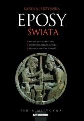 Okładka książki Eposy świata