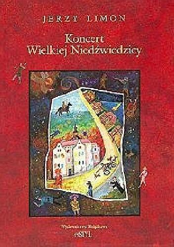 Okładka książki Koncert Wielkiej Niedźwiedzicy Jerzy Limon