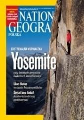 Okładka książki National Geographic 10/2011 Redakcja magazynu National Geographic