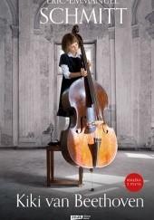 Okładka książki Kiki van Beethoven Éric-Emmanuel Schmitt