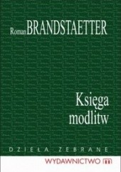 Okładka książki Księga modlitw Roman Brandstaetter