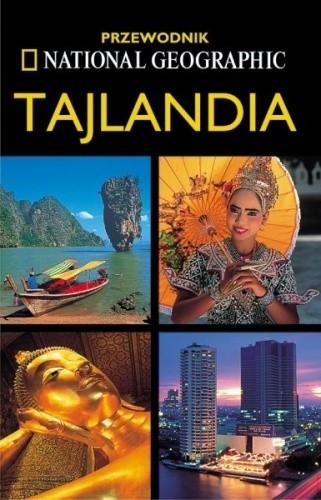 Okładka książki Tajlandia Phil Macdonald,Carl Parkes
