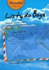 Okładka książki Listy do Boga John Perry,Patrick Doughtie