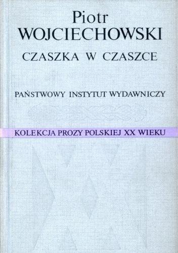 Okładka książki Czaszka w czaszce Piotr Wojciechowski